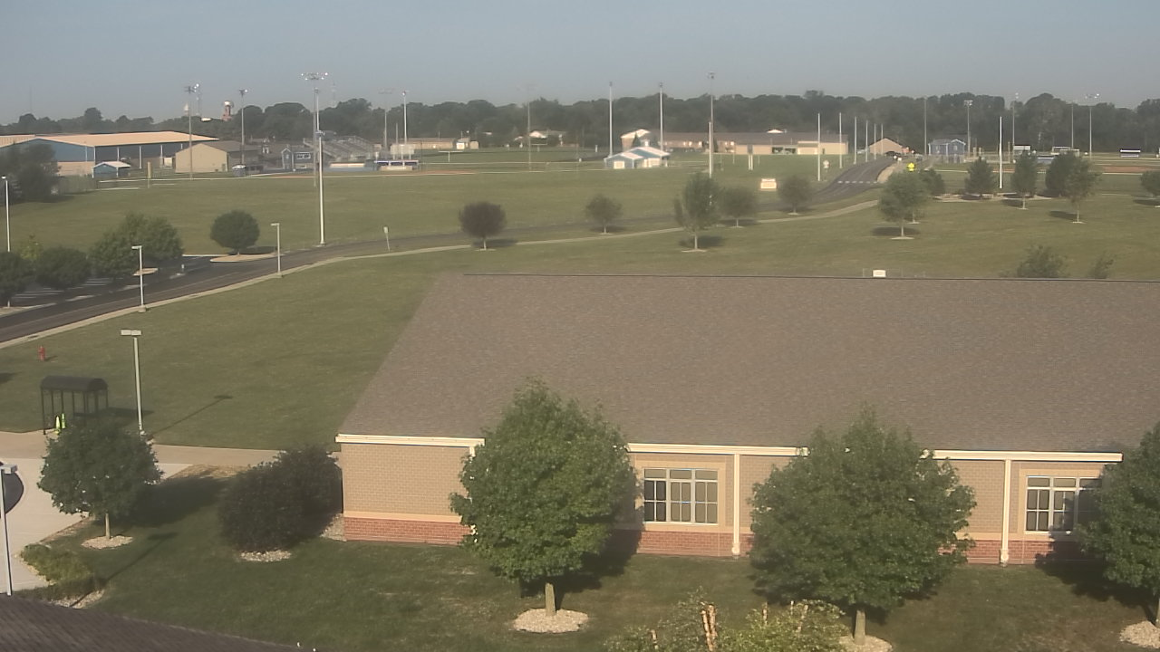 Live Camera from Greensburg Elementary School, Greensburg, IN 47240