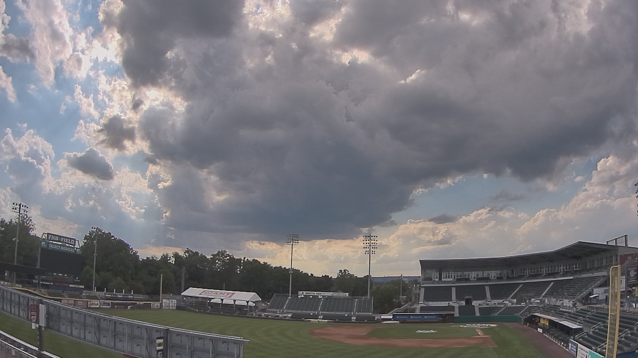 Live Camera from Metro Bank Park, Harrisburg, PA 17101