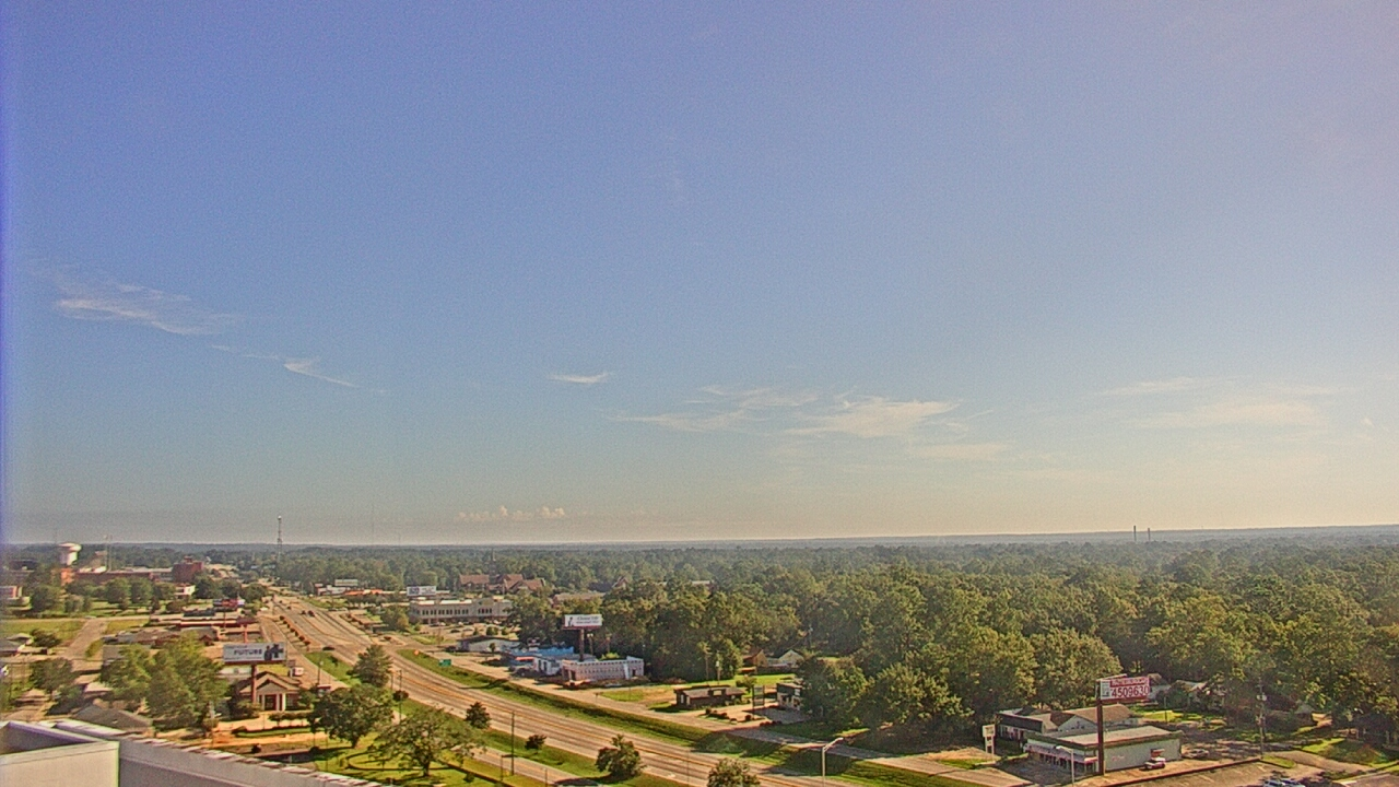 Live Camera from Forrest General Hospital, Hattiesburg, MS 39401