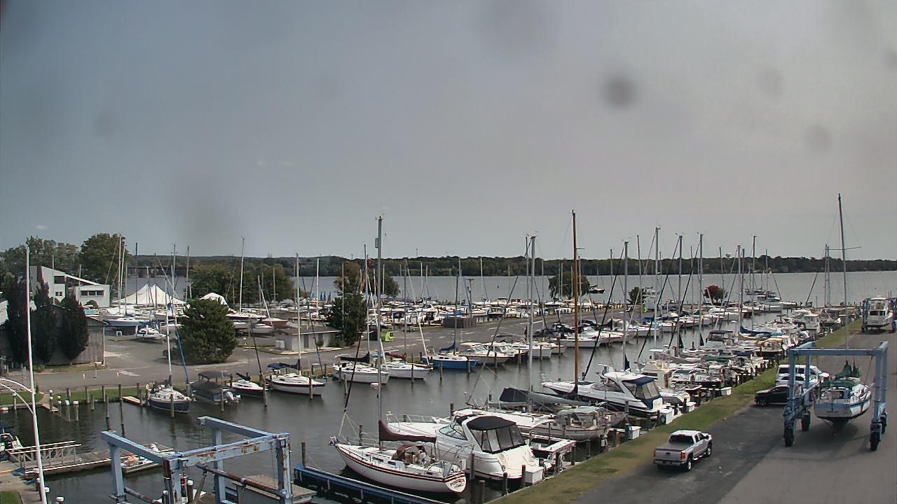 Live Camera from Tidewater Marina, Havre De Grace, MD 21078