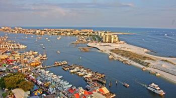 Live Camera from Emerald Grande, Destin, FL