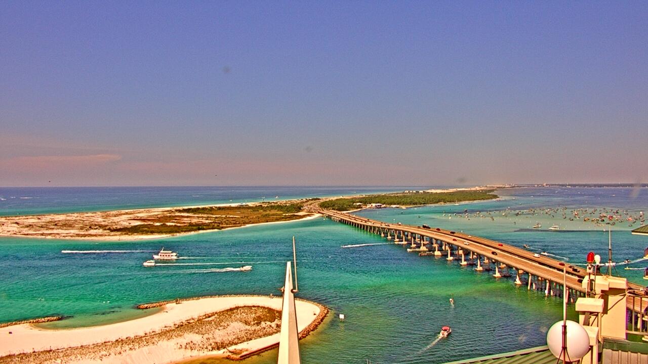 Live Camera from Emerald Grande, Destin, FL 32541