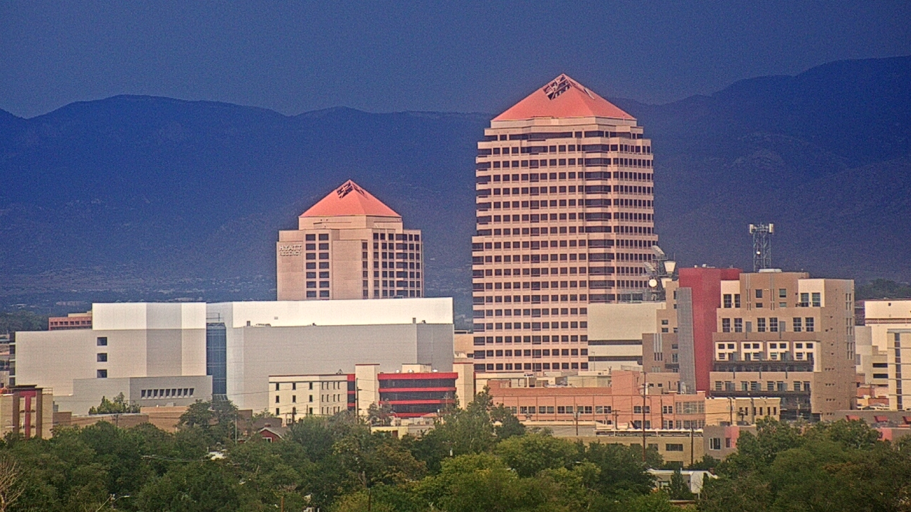 KOB-TV City Cam