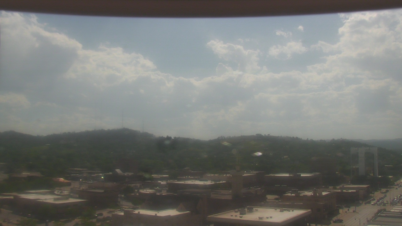 Live Camera from Alex Johnson Hotel, Rapid City, SD 57701