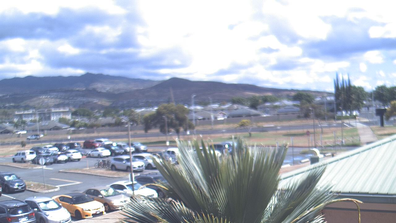Live Camera from Kapolei HS, Kapolei, HI 96707