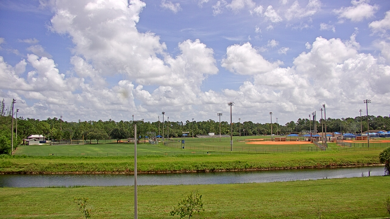 Live Camera from East County Water Control District, Lehigh Acres, FL 33936