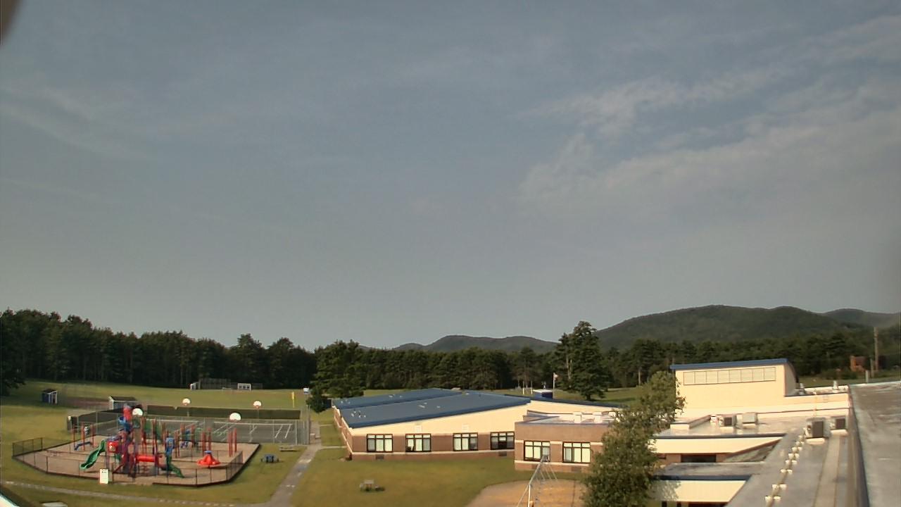 Live Camera from Stuart M Townsend Elementary School, Lake Luzerne, NY 12846