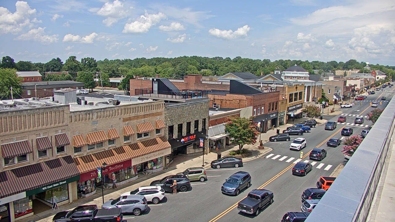 Live Camera from Lincoln County IT Office, Lincolnton, NC 28092
