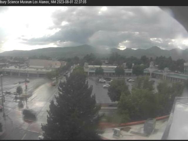 Live Camera from Los Alamos National Laboratory, Los Alamos, NM 87545