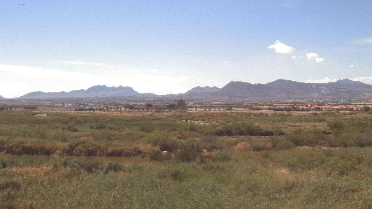 Las Vegas Wetlands Park Webcam Image