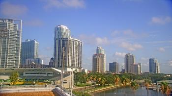 Live Camera from Mahaffey Theater, Saint Petersburg, FL