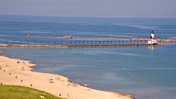 Live Camera from Access LaPorte County Television Studios, Michigan City, IN 46360