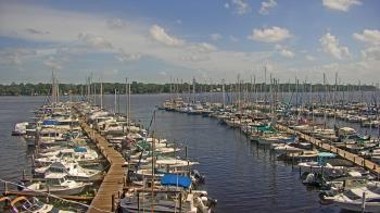 Live Camera from Mandarin Holiday Marina, Jacksonville, FL