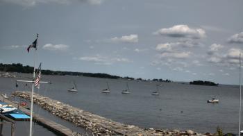 Live Camera from Beach Point Club, Mamaroneck, NY