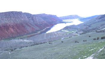 Live Camera from Flaming Gorge, Manila, UT