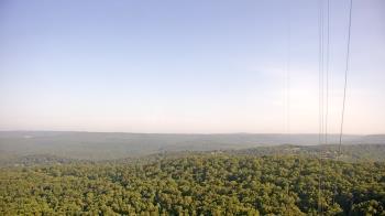 Live Camera from Cartwright Mountain, Mountainburg, AR