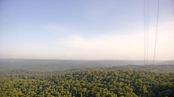 Live Camera from Cartwright Mountain, Mountainburg, AR 72946