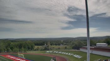 Live Camera from Mount Pleasant Jr Sr HS, Mount Pleasant, PA 15666
