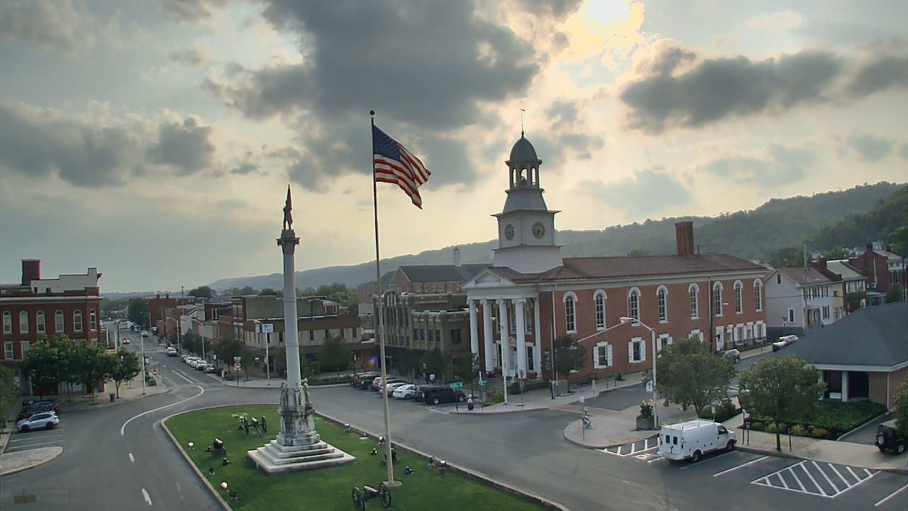 lewistown, pennsylvania instacam weatherbug webcam