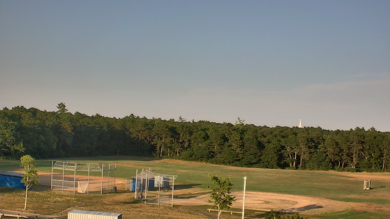 Live Camera from Mashpee HS, Mashpee, MA 02649