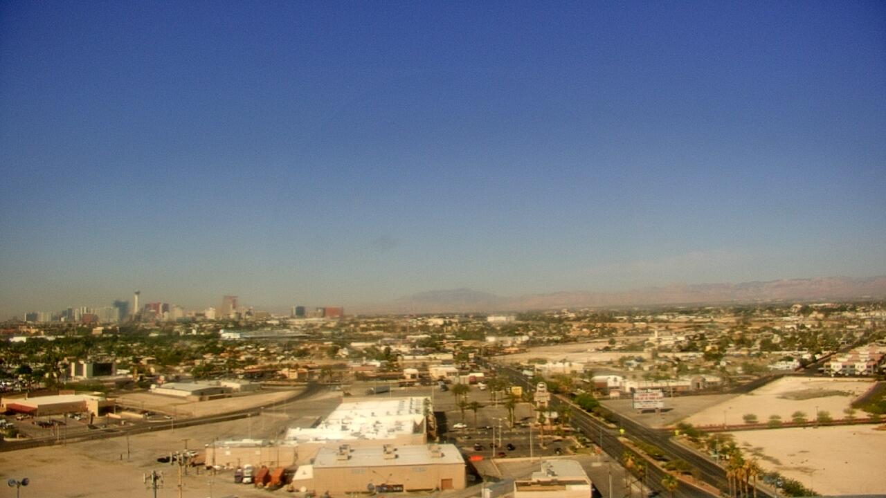Live Camera from North Las Vegas City Hall, North Las Vegas, NV 89030