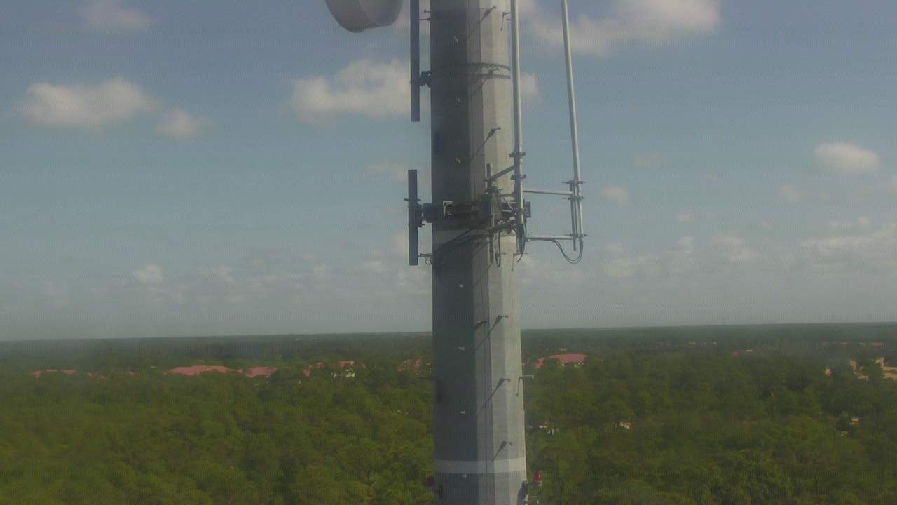 Live Camera from Collier County_Emergency Services Center, Naples, FL 34113