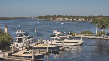 Live Camera from Hamilton Harbor Yacht Club, Naples, FL 34112