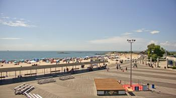 Live Camera from Ocean Beach Park, New London, CT