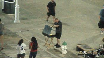 Live Camera from Plim Plaza Hotel, Ocean City, MD