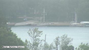 Live Camera from Iowa Great Lakes Water Safety Council, Okoboji, IA