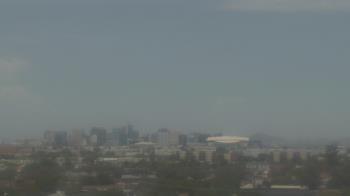 Live Camera from South Mountain High School, Phoenix, AZ