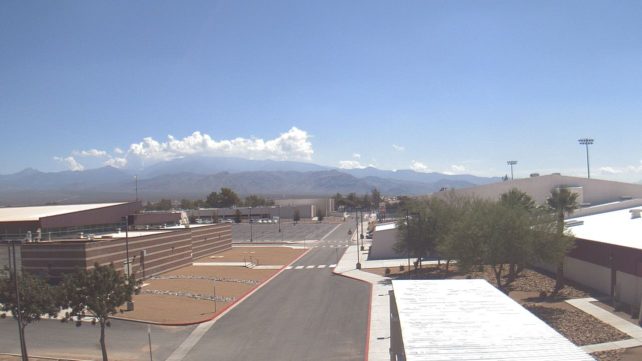 Webcam Pahrump Valley HS