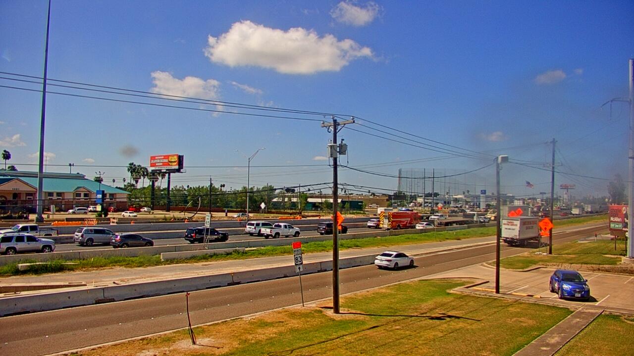 Live Camera from KGBT-TV Bureau, Hidalgo, TX 78557