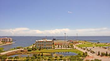 Live Camera from City of Pensacola City Hall, Pensacola, FL