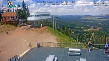 Live Camera from Hon Dah Resort and Casino, Pinetop, AZ