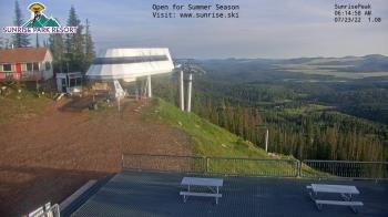 Live Camera from Hon Dah Resort and Casino, Pinetop, AZ