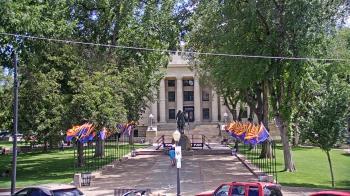 Live Camera from Prescott Burmister Building, Prescott, AZ