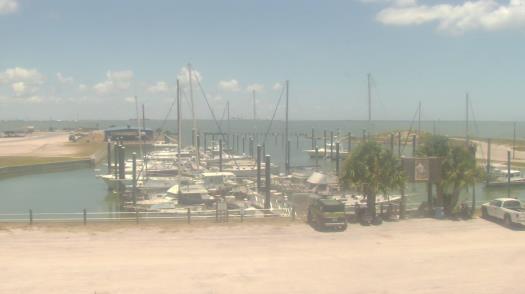 Live Camera from Nautical Landings Marina, Port Lavaca, TX 77979