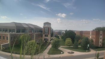 Live Camera from Eastern Michigan University, Ypsilanti, MI 48197