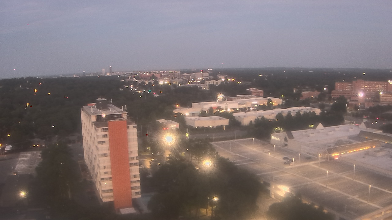 Live Camera from Plaza West Building, Little Rock, AR 72205