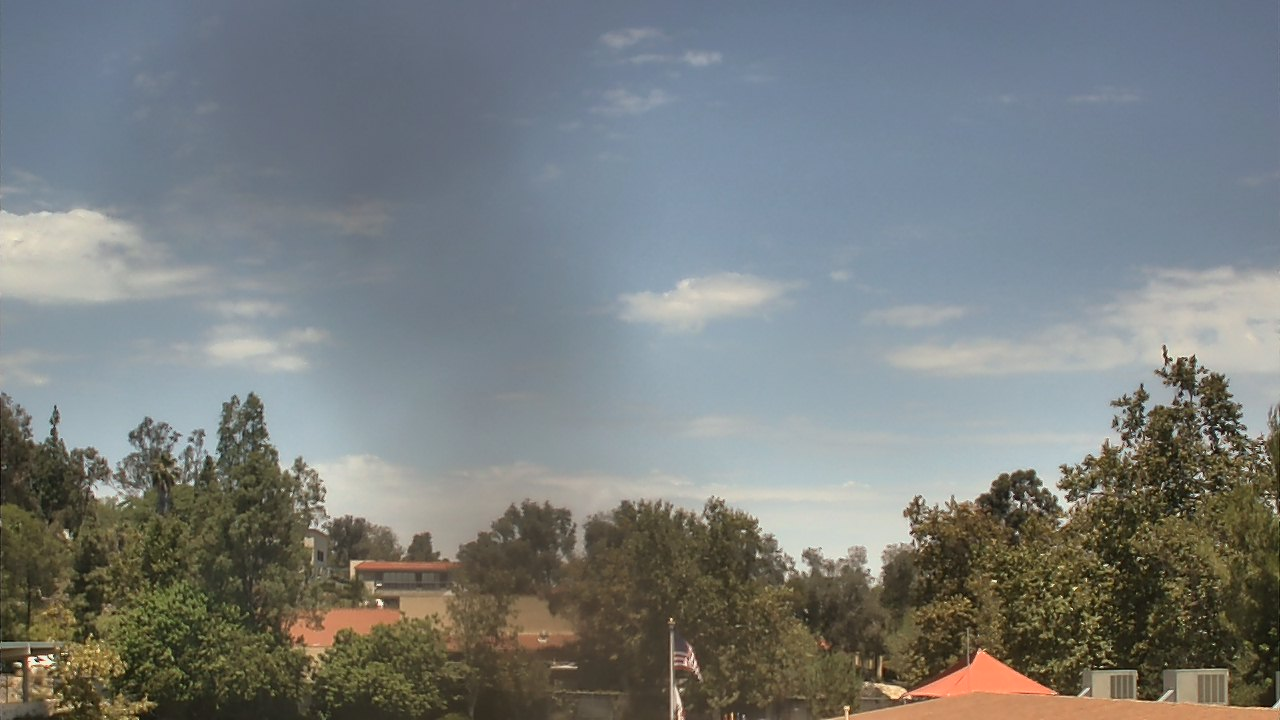 Live Camera from St Michaels School, Poway, CA 92064