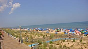 Live Camera from Boardwalk Plaza Hotel, Rehoboth Beach, DE 19971