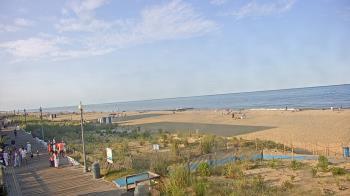 Live Camera from Boardwalk Plaza Hotel, Rehoboth Beach, DE