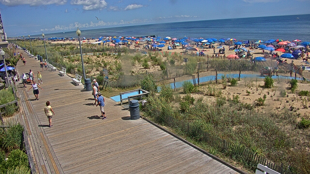 Webcam Rehoboth Beach - Delaware