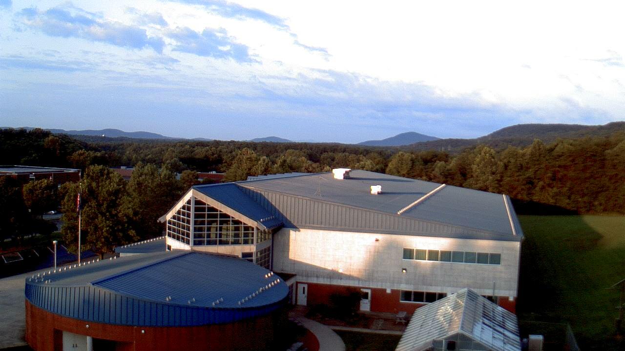 Live Camera from The Gereau Center, Rocky Mount, VA 24151