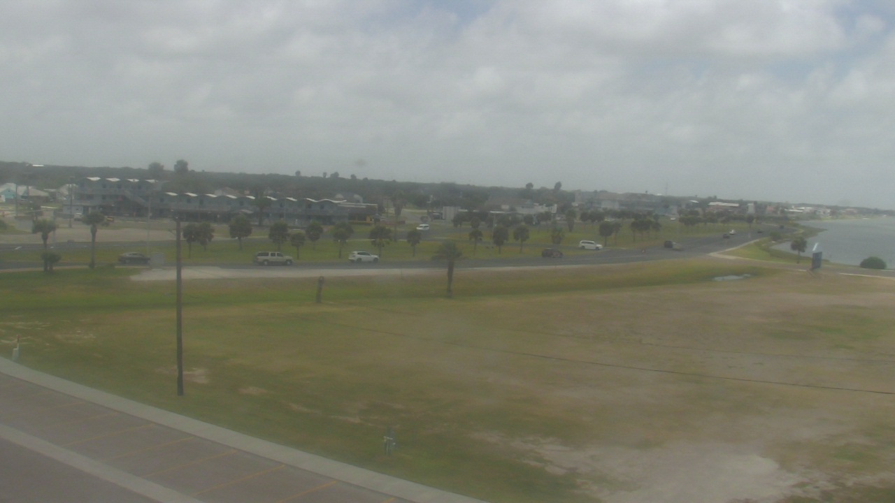 Live Camera from Texas Maritime Museum West, Rockport, TX 78382
