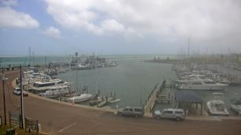 Live Camera from Texas Maritime Museum, Rockport, TX
