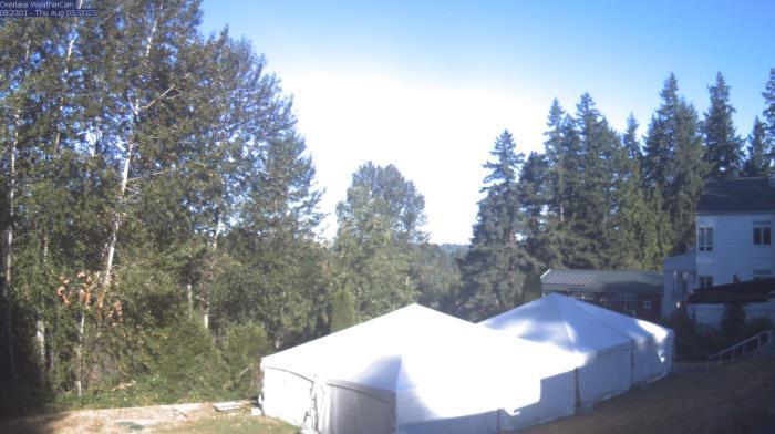 Live Camera from Overlake School, Redmond, WA