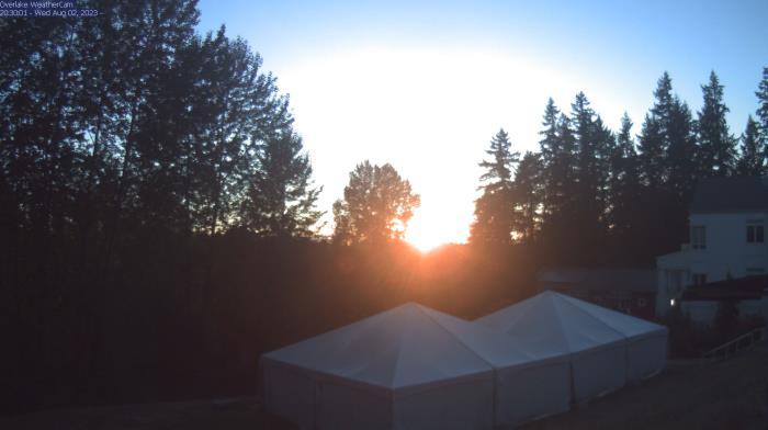 Live Camera from Overlake School, Redmond, WA 98053