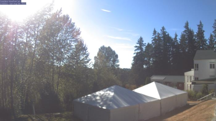 Live Camera from Overlake School, Redmond, WA